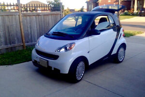 Mercedes Smart 2 Door 2010 Excellent Condition w snows safetied