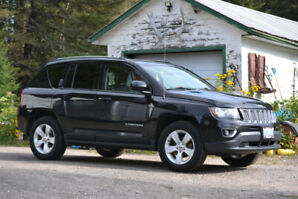 2016 High Altitude Jeep Compass