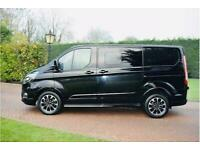2018 Ford Transit Custom 310 Sport Dciv L1 H1 Crew Van Diesel Manual
