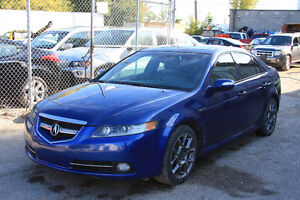 2008 Acura TL Type-S Sedan