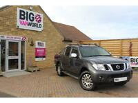 2015 NISSAN NAVARA OUTLAW DCI 231 4X4 SHR DOUBLE CAB PICK UP DIESEL