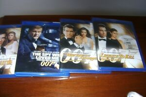 """007""  10 MOVIES ON   BLU-RAYS Windsor Region Ontario image 2"