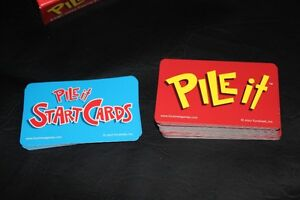 """""""Pile It"""" game for age 6+ complete   Learning game Kingston Kingston Area image 2"""