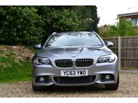2013 BMW 5 SERIES 520D M SPORT TOURING AUTO ESTATE DIESEL