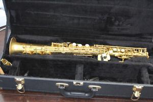 Saxophone soprano DC PRO BOSTON