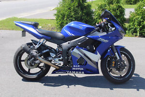 Yamaha R6 condition impeccable