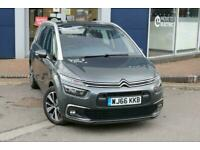2016 Citroen GRAND C4 PICASSO 1.6 BlueHDi Feel 5dr EAT6 Estate Auto Estate Diese