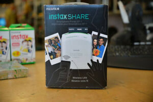 Instax Share WiFi Printer + Instax Refills Bundle!