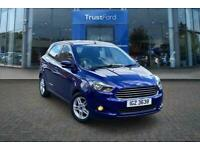 2017 Ford KA+ 1.2 Zetec 5dr **Low Miles!, Low Insurance Group, Bluetooth Connect
