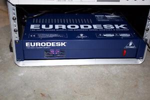 BEHRINGER EURODESK MX 3282A Mixer Edmonton Edmonton Area image 4