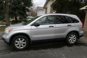 2009 Honda CR-V >>> sunroof, AWD, certified, NEW CONDITION!
