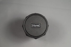 iHome iBT74BC Color Changing Bluetooth Speaker, Black $60 OBO
