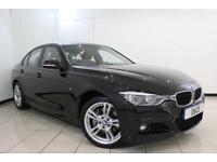 2016 16 BMW 3 SERIES 3.0 335D XDRIVE M SPORT 4DR AUTOMATIC 308 BHP DIESEL
