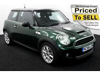 2007 MINI 1.6 COOPER S 3DR ~ CHILI PACK ~ FULL LEATHER ~ AIRCON ~ PANORAMIC ROOF