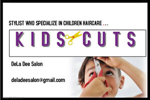 SPECIALIZING IN KID'S CUTS & STYLES St. John's Newfoundland image 1