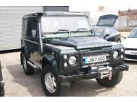 Land Rover DEFENDER TD5 90 Defender Utility van with many Upgrades