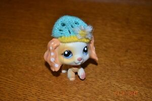 Littlest Pet Shop (LPS) Cocker Spaniel #1615 With Accessory