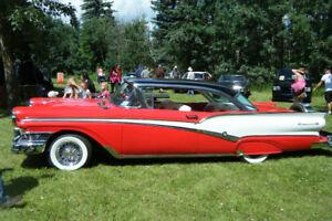 1957 Meteor Rideau 500