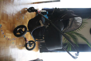 Valco Baby Snap ultra  Stroller + Car Seat brand new condition