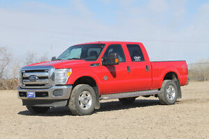 2011 FORD F-350 XLT, Diesel, 4x4, 1 Owner, No Accidents