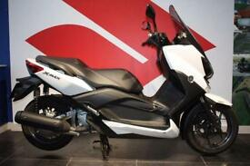 2016 16 YAMAHA YP 250 XMAX ABS, ABSOLUTE WHITE, ONLY 1500 MILES!