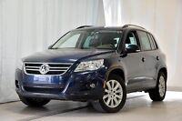 2011 Volkswagen Tiguan Comfortline 4 MOTION
