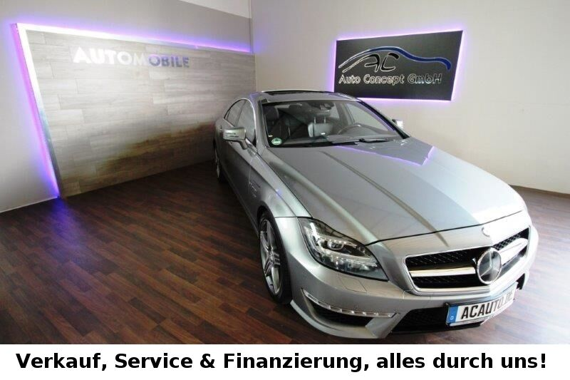 Mercedes-Benz CLS 63 AMG*Keyless-Go*Harman-Kardon *