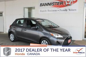 2015 Toyota Yaris LE MANUAL