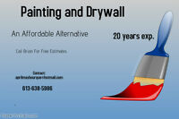 Residential Painting & Drywall