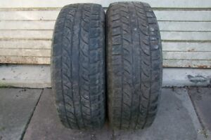 2-265/70R17 YOKOHAMA GEOLANDER A/T-S ALL SEASON TIRES