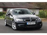 2011 BMW 3 SERIES 320D M SPORT SALOON DIESEL