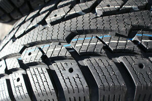 HONDA CIVIC 2016 - 205/55/16 WINTER TIRES PACKAGE 5x114.3mm