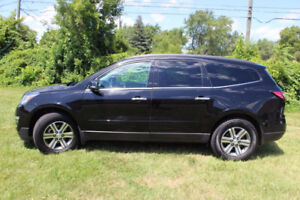 2013 Chevrolet Traverse 2LT TOW LEATHER FACTORY WARRANTY