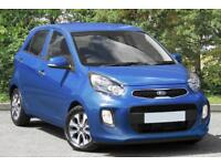 2016 Kia Picanto 1.0 2 Manual Hatchback
