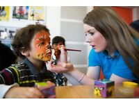 Face painter/childcare actives
