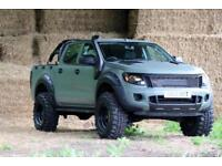 2012 Ford Ranger VAT Q Pick Up Double Cab Camo seeker raptor edition choice o...