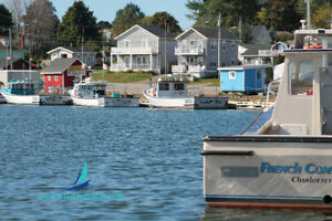 (November - May) Waterfront in the Village of North Rustico.