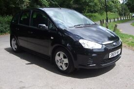 Ford C-Max 1.6I STYLE 100PS (black) 2009