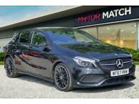 2017 Mercedes-Benz A Class A 200 D AMG LINE PREMIUM AUTO Hatchback Diesel Automa