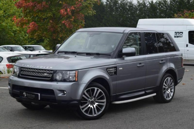 2012 12 land rover range rover sport 3 0 sdv6 hse 5d auto 255 bhp. Black Bedroom Furniture Sets. Home Design Ideas
