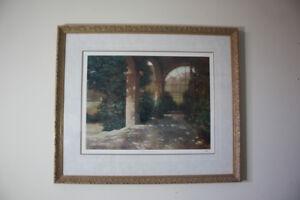 "Limited Edition Framed Print ""Palladian Sunroom"""