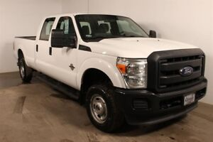 Ford Super Duty F-350 SRW 4WD Crew Cab 2014