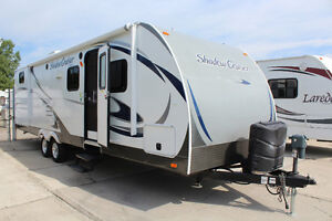 2013 CRUISER RV SHADOW CRUISER S280BQS London Ontario image 1