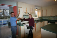 Kitchen Cabinet Refacing - Save Thousands