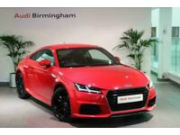 2016 Audi TT DIESEL COUPE 2.0 TDI Ultra S Line 2dr Coupe Diesel Manual