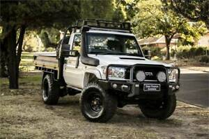 2016 TOYOTA LANDCRUISER WORKMATE (4x4) VDJ79R M DIESEL TURBO 4.5L 5 SP Welshpool Canning Area Preview