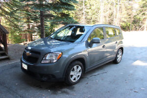 2012 Chevrolet Orlando LS - PRICED FOR QUICK SALE