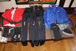 Get ready for Fall/Winter THERMAL Jacket PANTS booties ETC Large