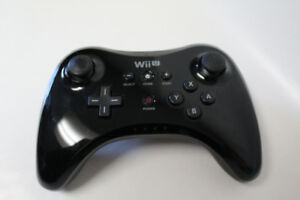 Wii U pro controller - excellent condition