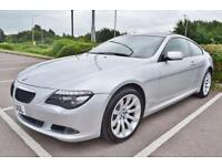 2008 57 BMW 6 SERIES 3.0 635D SPORT 2DR AUTO 282 BHP DIESEL